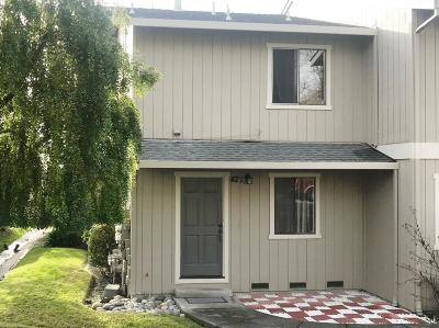 WATSONVILLE Townhouse Contingent: 421 Winchester Dr