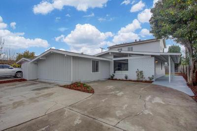 San Jose Single Family Home For Sale: 1898 Seaview Dr