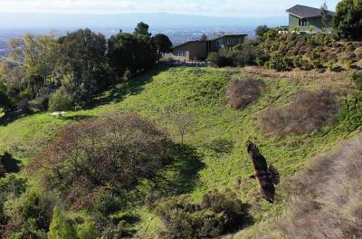Santa Clara County Residential Lots & Land For Sale: 15742 E Alta Vista Way