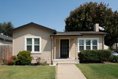 SALINAS Single Family Home For Sale: 119 E San Luis St