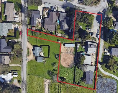 SANTA CRUZ Single Family Home For Sale: 2526 Mattison Ln