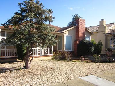 MILLBRAE CA Single Family Home For Sale: $1,575,000