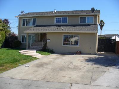 SAN JOSE CA Single Family Home For Sale: $949,000