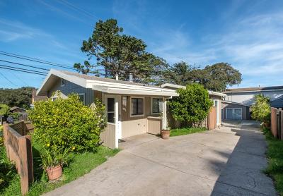 MONTEREY Single Family Home For Sale: 2099 David Ave