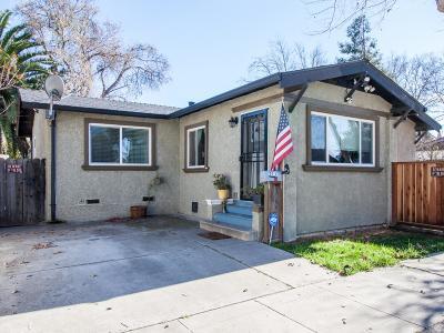 HOLLISTER Single Family Home For Sale: 371 Mapleton Ave