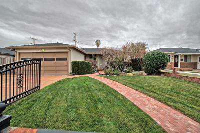 MILPITAS Single Family Home For Sale: 320 Corning Ave