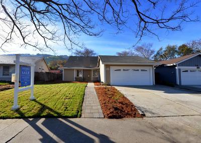 Single Family Home For Sale: 6281 Mahan Dr