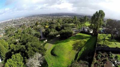 REDWOOD CITY Residential Lots & Land For Sale: 634 Palomar Drive