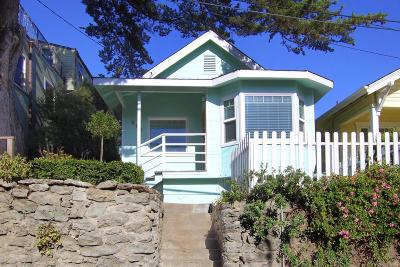 CAPITOLA Single Family Home For Sale: 208 Cherry Ave