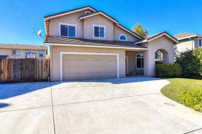 HOLLISTER Single Family Home Contingent: 1886 Calistoga Dr