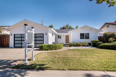 Sunnyvale Single Family Home For Sale: 1430 Bobwhite Ave