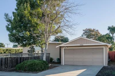 SAN MATEO Single Family Home Contingent: 1722 Herschel St