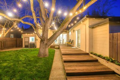 Menlo Park Single Family Home For Sale: 1960 Santa Cruz Ave