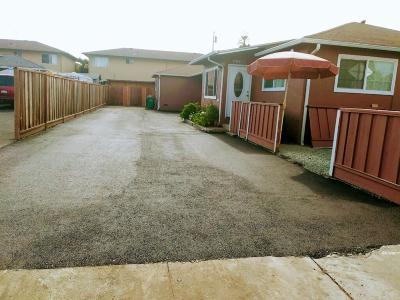 Hayward Multi Family Home For Sale: 26623 Tyrrell Ave