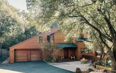 LOS GATOS Single Family Home For Sale: 17095 Crescent Dr