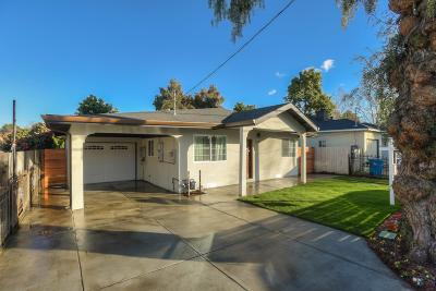 EAST PALO ALTO Single Family Home For Sale: 2212 Dumbarton Ave