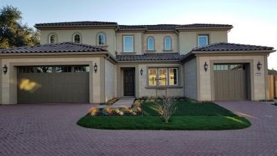 MORGAN HILL Single Family Home For Sale: 2255 Via Orista
