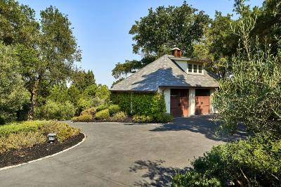 LOS ALTOS HILLS Single Family Home For Sale: 702 Loyola Dr