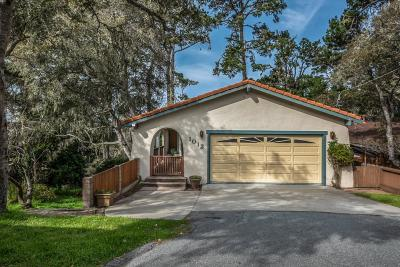 PACIFIC GROVE Single Family Home For Sale: 1012 Benito Ave