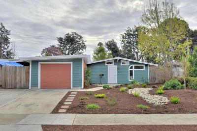 Sunnyvale Single Family Home For Sale: 642 Lakewood Dr