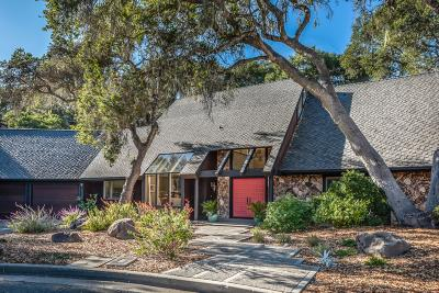 CARMEL Single Family Home For Sale: 7022 Valley Knoll Rd