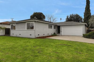 SANTA CLARA Single Family Home Contingent: 2640 Castello Way