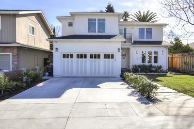 SAN JOSE Single Family Home For Sale: 1534 Darlene Ave