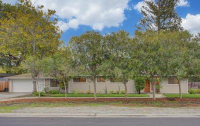 PALO ALTO Single Family Home For Sale: 4008 Laguna Way