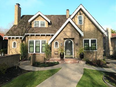 Single Family Home For Sale: 989 Michigan Ave