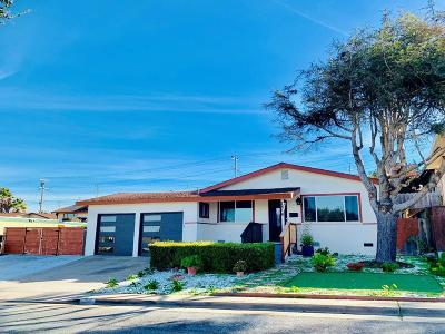 SEASIDE Single Family Home For Sale: 1816 Juarez St