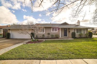 SAN JOSE Single Family Home For Sale: 1396 Cordelia Ave