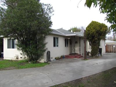 Palo Alto Single Family Home For Sale: 2135 Alma St