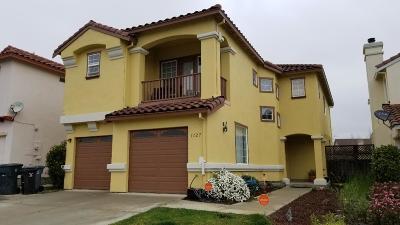 SALINAS Single Family Home For Sale: 1127 Fox Glen Way
