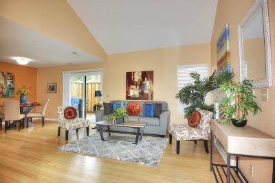 Milpitas Townhouse For Sale: 1237 Daniel Ct