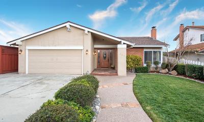 Single Family Home For Sale: 651 Branham Ln
