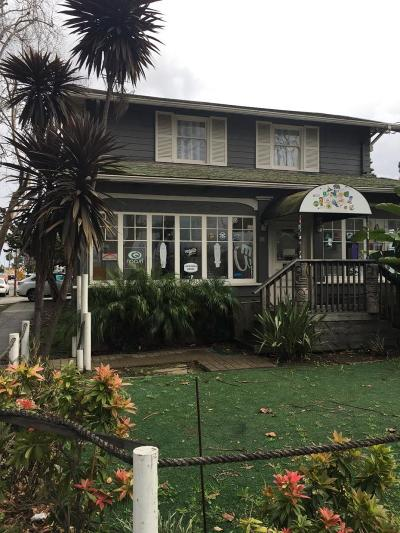 Burlingame Single Family Home For Sale: 1101 Douglas Ave