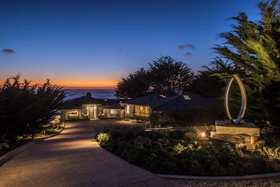 Carmel Highlands Single Family Home For Sale: 30950 Aurora Del Mar
