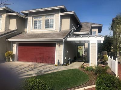 MORGAN HILL Single Family Home For Sale: 16620 San Benito Pl