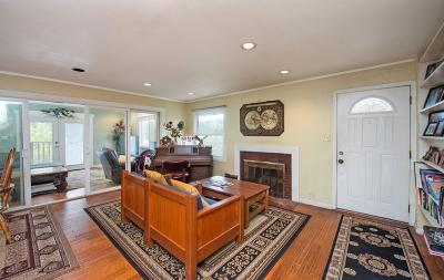 Redwood City Single Family Home For Sale: 2740 Carolina Ave