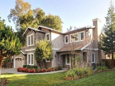 LOS GATOS Single Family Home For Sale: 15 Monroe Ct