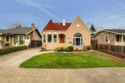 SAN JOSE Single Family Home Contingent: 180 S 21st St