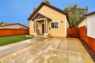 HOLLISTER Single Family Home For Sale: 1148 San Benito St