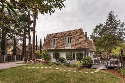LOS ALTOS Single Family Home For Sale: 106 N Springer Rd