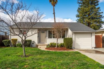 Sunnyvale Single Family Home For Sale: 311 Bartlett Ave