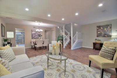 SARATOGA Townhouse For Sale: 19312 Vineyard Ln