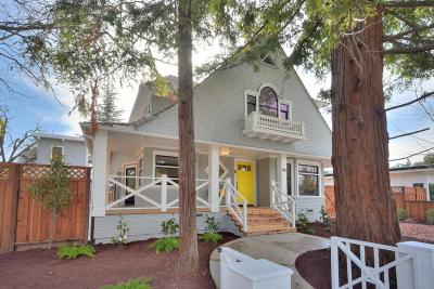 Los Altos Single Family Home For Sale: 980 Covington Rd