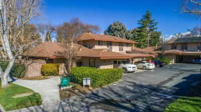 Cupertino, Sunnyvale Condo For Sale: 220 W Red Oak Dr B