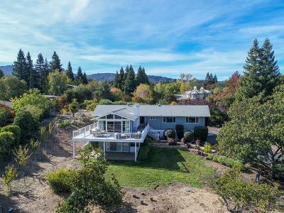 LOS ALTOS HILLS Single Family Home For Sale: 12169 Dawn Ln