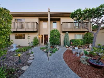 Monterey Townhouse For Sale: 11 Montsalas Dr