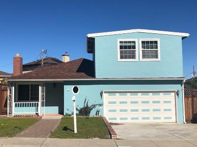 Millbrae Single Family Home For Sale: 526 Anita Ln